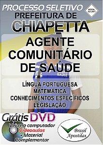 Chiapetta - RS - 2017 - Apostila Para Nível Fundamental