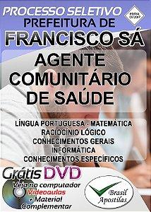 Francisco Sá - MG - 2017 - Apostila Para Nível Fundamental