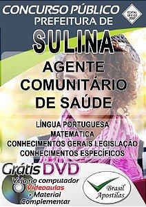 Sulina - PR - 2017 - Apostilas Para Nível Fundamental