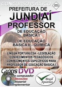 Jundiaí - SP - 2017 - Apostila Para Professor