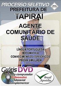 Tapiraí - SP - 2017 - Apostilas Para Nível Fundamental e Médio