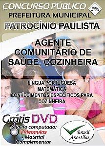 Patrocínio Paulista - SP - 2017 - Apostila Para Nível Fundamental, Médio e Superior