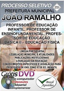 João Ramalho - SP - 2017/2018 - Apostila Para Professor