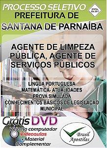 Santana de Parnaíba - SP - 2017/2018 - Apostila Para Nível Fundamental