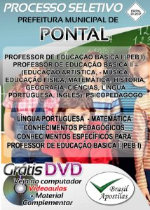 Pontal - SP - 2017/2018 - Apostila Para Professor