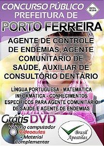 Porto Ferreira - SP - 2018 - Apostila Para Nível Médio
