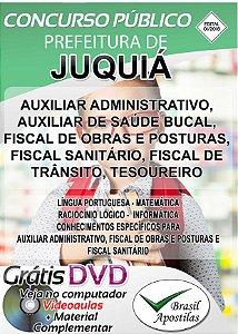 Juquiá - SP - 2018 - Apostila Para Nível Médio e Técnico