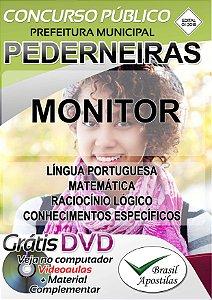 Pederneiras - SP - 2018 - Apostilas Para Nível Fundamental e Superior