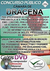 Dracena - SP - 2018 - Câmara - Apostila Para Professores
