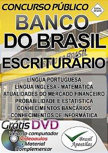 Banco do Brasil - 2018 - Apostila Para Escriturário