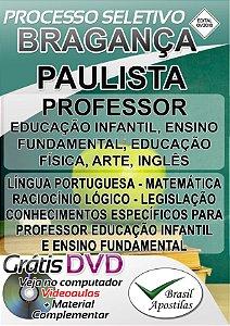 Bragança Paulista - SP - 2018 - Apostila Para Professores