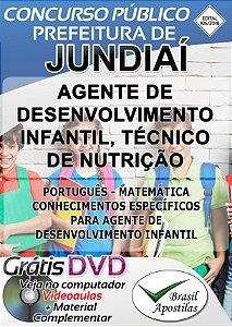 Jundiaí - SP - 2018 - Apostilas Para Nível Médio, Técnico e Superior