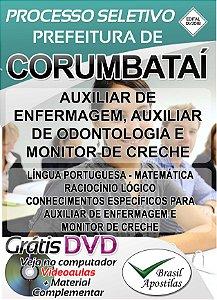 Corumbataí - SP - 2018 - Apostilas Para Nível Médio e Superior