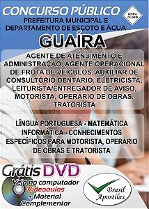 Guaíra - SP - DEAGUA - 2018 - VERSÃO DIGITAL