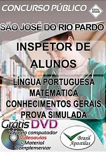 São José do Rio Pardo - SP - 2018 - Apostilas Para Nível Fundamental, Médio e Superior
