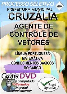 Cruzália - SP - Apostila Para Agente de Controle de Vetores