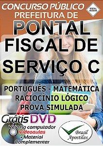 Pontal - SP - 2018 - Apostilas Para Nível Fundamental, Médio e  Técnico - VERSÃO DIGITAL
