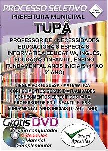 Tupã - SP - 2018 - Apostila Para Professor