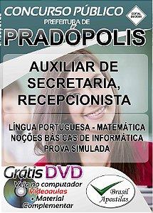 Pradópolis - SP - 2018 - Apostila Para Nível Médio
