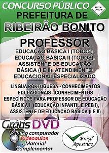 Ribeirão Bonito - SP - 2018 - Apostilas Para Nível Superior