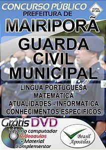 Mairiporã - SP - 2018/2019 - Apostila Para Guarda Municipal