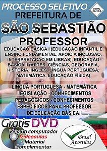 São Sebastião - SP - 2018 - Apostila Para Professor