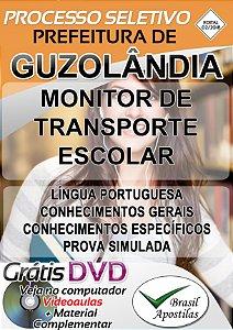 Guzolândia - SP - 2018 - Apostilas Para Nível Médio e Superior