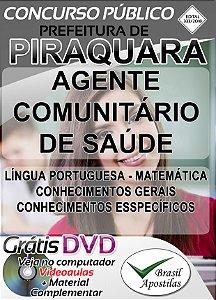 Piraquara - PR - 2018/2019 - Apostilas Para Nível Fundamental, Médio e Técnico