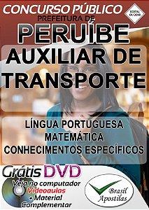 Peruíbe - SP - 2018/2019 - Apostilas Para Nível Fundamental, Médio e Superior