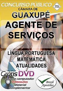 Guaxupé - MG - 2018/2019 - Câmara - Apostilas Para Nível Fundamental, Médio e Técnico