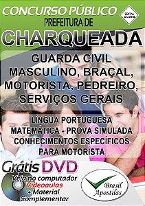 Charqueada - SP - 2018/2019 - Apostilas Para Nível Fundamental, Médio, Técnico e Superior