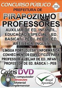 Pirapozinho - SP - 2019 - Apostila Para Professor-