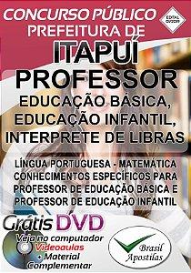 Itapuí - SP - 2019 - Apostila Para Professores