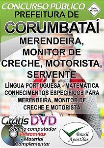 Corumbataí - SP - 2019 - Apostilas Para Ensino Fundamental, Médio e Superior
