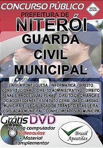 Niterói - RJ - 2019 - Apostila Para Guarda Municipal