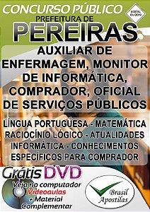 Pereiras - SP - 2019 - Apostilas Para Ensino Médio e Superior
