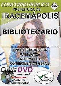 Iracemápolis - SP - 2019 - Apostila Para Bibliotecário