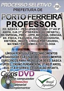 Porto Ferreira - SP - 2019 - Apostila Para Professores