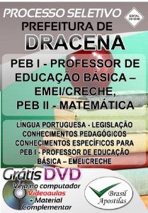 Dracena - SP - 2019 - Apostila Para Professor