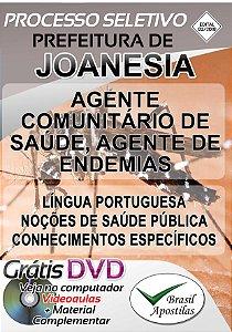 Joanesia - MG - 2018/2019 - Apostila Para Nível Médio