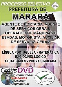 Marabá - PA - 2018/2019 - Apostilas Para Nível Fundamental, Médio, Técnico e Superior