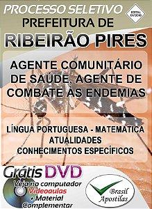 Ribeirão Pires - SP - 2018/2019 - Apostila Para Nível Médio