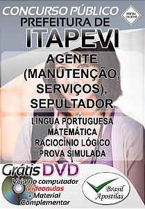 Itapevi - SP - 2019 - Apostilas Para Nível Fundamental, Médio e Superior