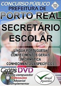 Porto Real - RJ - 2019 - Apostilas Para Nível Médio e Superior