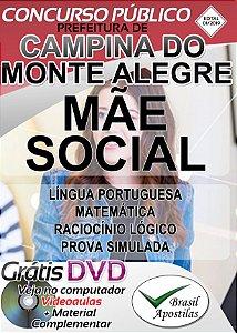Campina do Monte Alegre - SP - 2019 - Apostilas Para Nível Fundamental e Superior