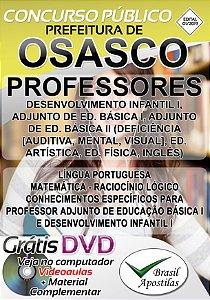 Osasco - SP - 2019 - Apostila Para Professor