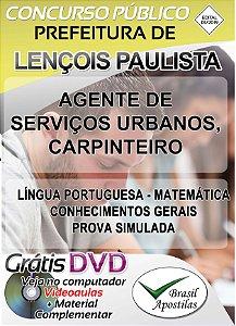 Lençóis Paulista - SP - 2019 - Apostilas Para Nível Fundamental e Médio