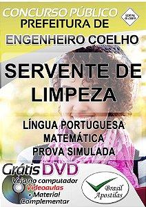 Engenheiro Coelho - SP - 2019 - Apostilas Para Nível Fundamental e Médio