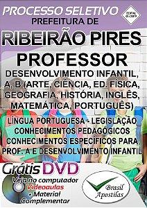 Ribeirão Pires  - SP - 2019 - Apostila Para Professores