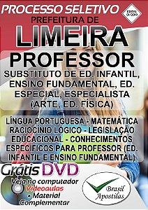 Limeira - 2019 - Apostila para Professores